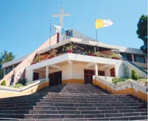 01. GUATEMALA - Parroquia San Antonio María Claret, Ciudad San Cristóbal, Guatemala
