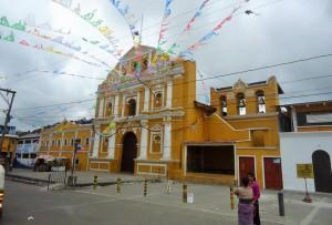 03. GUATEMALA - Parroquia de Santa María de Jesús, Sacatepéquez, Guatemala