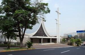 04. EL SALVADOR - Parroquia Corazón de María, Colonia Escalón, El Salvador