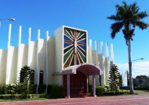 08. NICARAGUA -  Iglesia Corazón de María, Reparto Las Palmas, Managua, Nicaragua