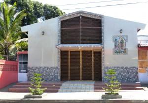 09. NICARAGUA - Parroquia Nuestra Señora de Guadalupe, Managua, Nicaragua