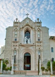 13. PANAMÁ - Parroquia Santuario Nacional del Corazón de María, Panamá