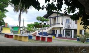 14. PANAMÁ - Iglesia de Yaviza, Darién, Panamá
