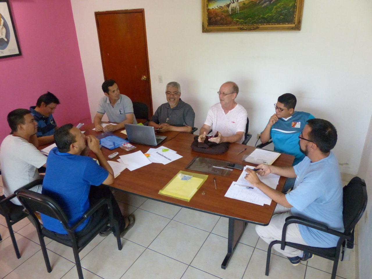 QUINQUENIO 2017 EN MANAGUA, NICARAGUA