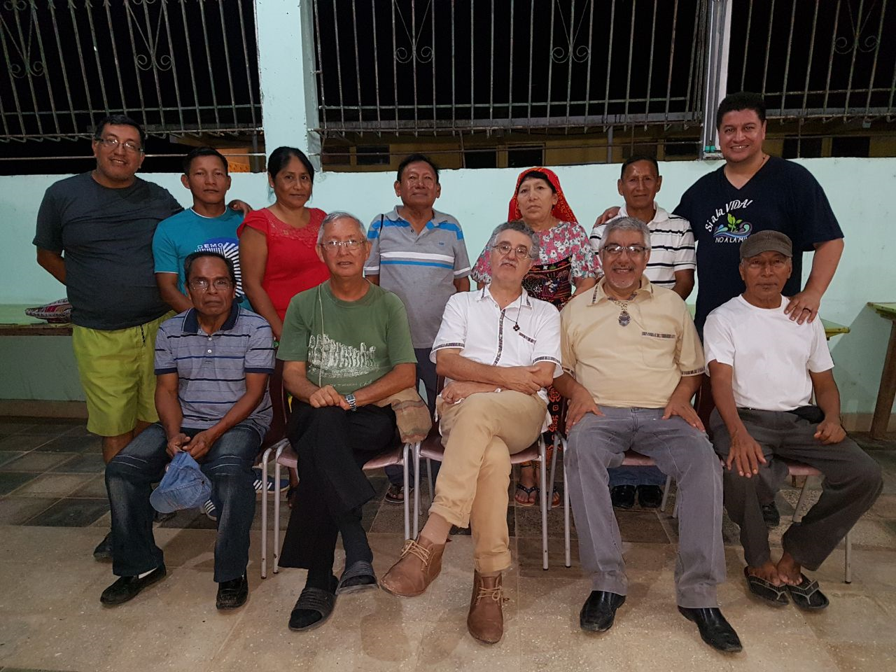 IV Encuentro Nacional de Misión y Solidaridad, Aguafría, Darién, Panamá, 16 al 19 de noviembre de 2017